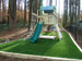 Synthetic Turf Playground Applications