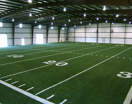 Synthetic Turf  Training Areas for Schools PRO