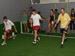 Indoor Training on Synthetic Turf